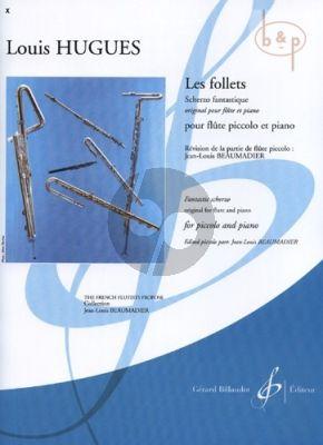 Follets (Scherzo Fantastique) (orig. Flute)