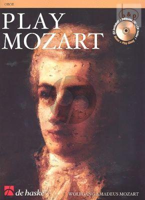Play Mozart (Oboe) (Bk-Cd) (easy-interm.)