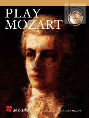 Play Mozart (Clarinet) (Bk-Cd) (easy-interm.)