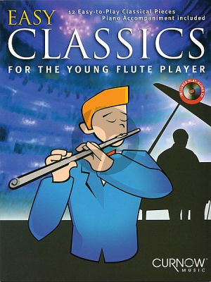 Easy Classics for the Young Flute