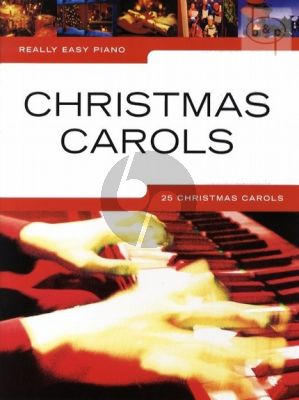 Really Easy Piano Christmas Carols