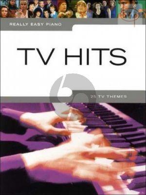 Really Easy Piano TV Hits