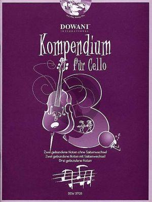 Kompendium für Cello Vol. 3 (Buch mit 2 CD's)