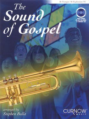 Bulla The Sound of Gospel for Trumpet or Euphonium (TC) (Bk-Cd)