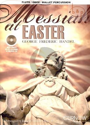Messiah at Easter (Flute[Oboe/Mallets]) (Bk with play-along and demo CD)