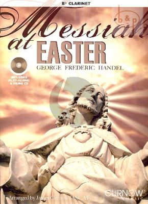 Messiah at Easter (Clarinet) (Bk with play-along and demo CD)