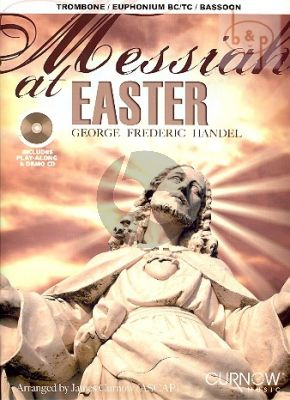 Messiah at Easter (Trombone)(TC/BC) (Bk with play-along and demo CD)