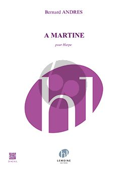 Andres A Martine pour Harpe