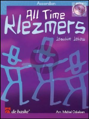 Johow All Time Klezmers Accordion (Bk-Cd)