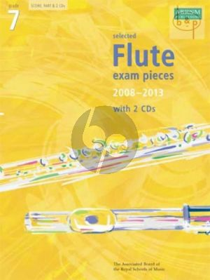 Selected Flute Examination Pieces 2008 - 2013