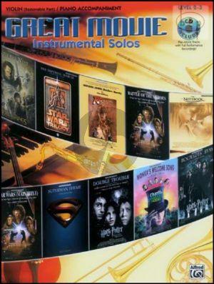 Great Movie Instrumental Solos (Violin)
