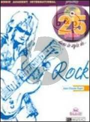 25 Plans dans le Style Rock