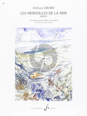 Girard Les Merveilles de la Mer Piano