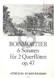 6 Sonaten Op.47