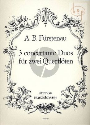3 Duos Concertantes Op.89