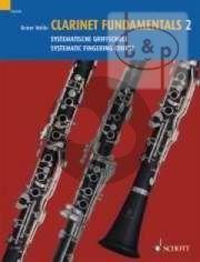 Clarinet Fundamentals Vol.2 (Systematic Fingering Course)