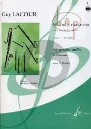 60 Etudes Recreatives Vol.1 33 Etudes