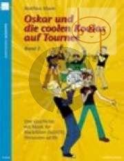 Oskar und die coolen Koalas auf Tournee (5 Recorders[SinoSATB]-Parcussion opt.)