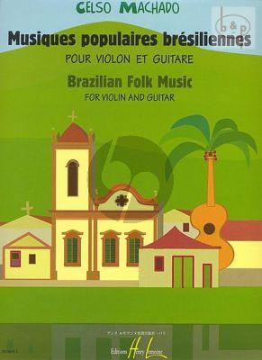 Musiques Populaires Bresiliennes Violon et Guitare