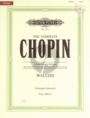 Waltzes for Piano