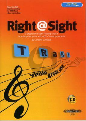 Right @ Sight Grade 1 Violin