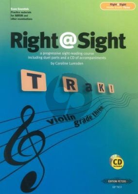Right @ Sight Grade 3 Violin