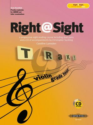 Right @ Sight Grade 4 Violin