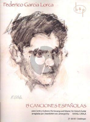 15 Canciones Espanolas