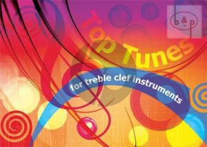 Top Tunes (100 well-know Melodies) (Treble Clef Instr.)