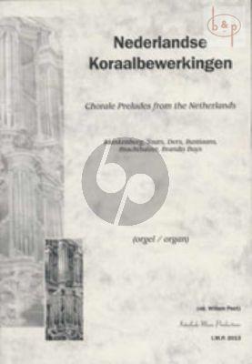 Nederlandse Koraalbewerkingen