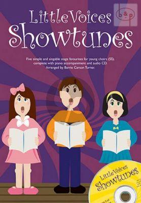 Little Voices Showtunes (2 part choir[SS]-Piano)