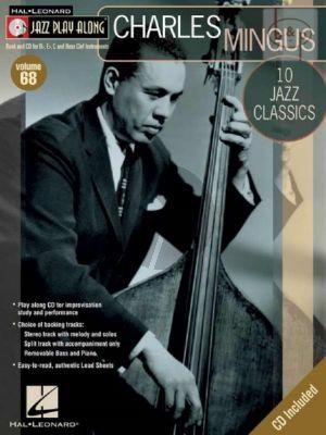 10 Jazz Classics (Jazz Play-Along Vol.68)