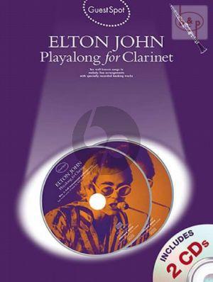 Guest Spot Elton John Play-Along (Clarinet)