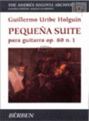 Pequena Suite Op.80 No.1