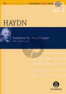 Symphony No.94 G-major Hob.1:94 (Surprise)