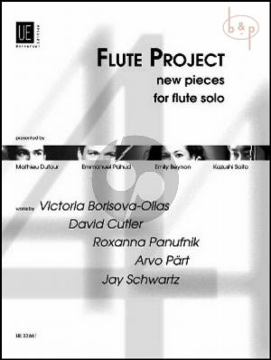 Flute Project New Pieces