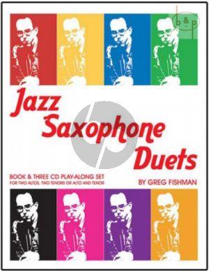Jazz Saxophone Duets Vol. 1