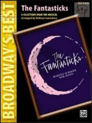 The Fantasticks (8 Selections from the Musical) (Easy Piano)
