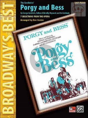 Porgy and Bess (7 Selections) (Easy Piano)