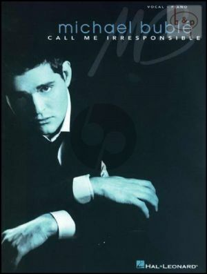 Call Me Irresponsible Piano-Vocal-Guitar