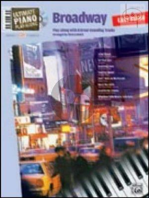 Broadway (Ultimate Piano Playalong Vol.2) (Book and Karaoke Cd)