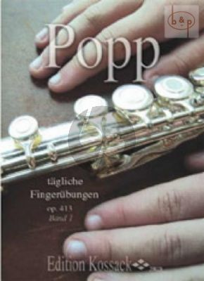 Tagliche Fingerubungen Op.413 Vol.1 Flute