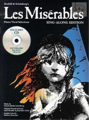 Les Miserables (Piano-Vocal Selections) (Sing-Along Ed.)