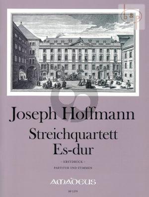 Quartet No.1 E-flat major (Score/Parts)