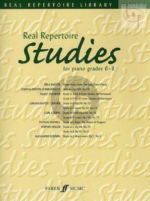 Real Repertoire Studies