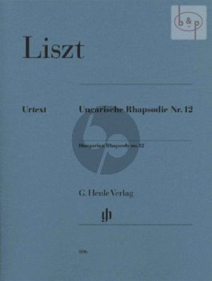 Ungarische Rhapsodie No.12