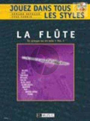 Jouez dans tous les Styles Vol.1 (Blues-Jazz- Grunge-Reggae-Salsa-Pop-Funk-Variete) (Flute)