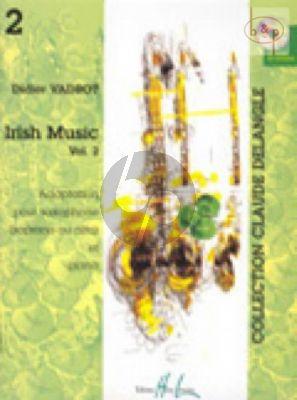 Irish Music Vol.2 (Sax.[Sopr.or Alto]-Piano)