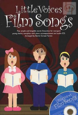 Little Voices Film Songs (2 Part Choir-Piano)