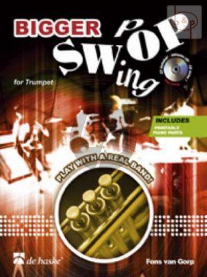 Bigger Swop (Trumpet) (Bk-Cd) (CD includes printable piano parts)